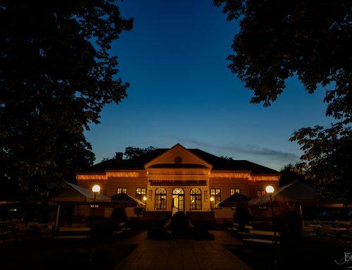 Tündérkert étterem, egy tündéri esküvői helyszín