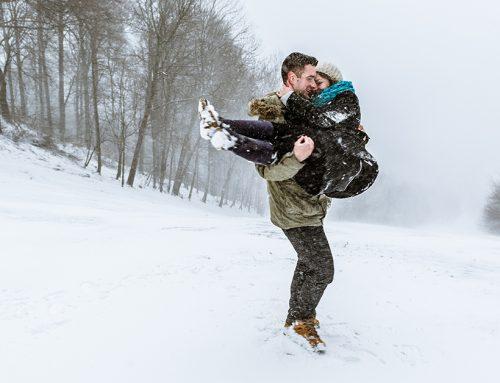 Téli esküvők más szemszögből