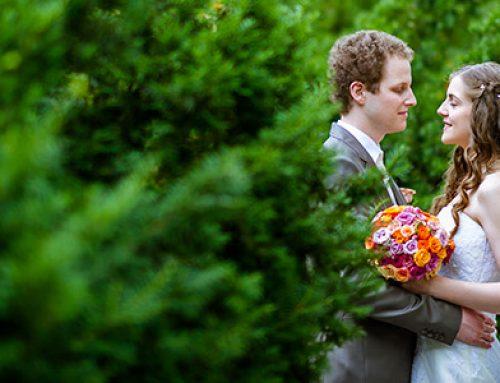 Esküvői fotózás – ahogy Réka és András látott