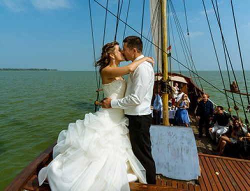 Esküvői fotózás – Ahogy Adél és Tomi látta