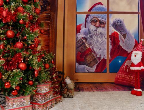 Karácsonyi fotózás 2021. – három exkluzív helyszínen