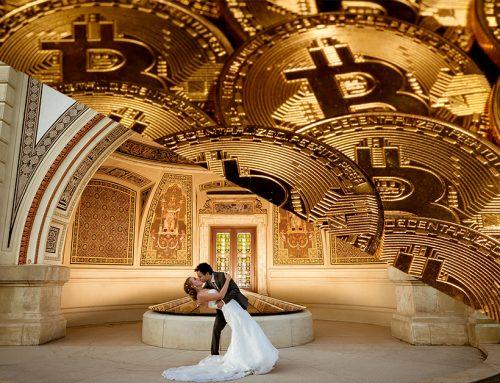 Fizess az esküvői fotózásért Bitcoinnal vagy Ethereummal!